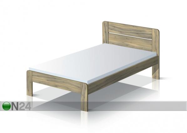 Sänky DECO 80x200 cm, mänty AW-40232