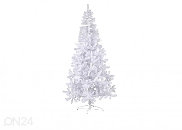 Kunstkuusk Canadian 210 cm valge AA-43134