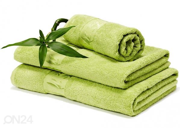 Bambupyyheliina kirkas vihreä AN-43645