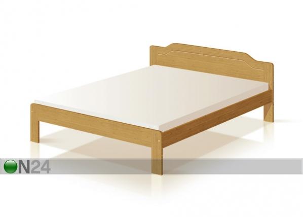 Sänky CLASSIC 3, mänty 180x200 cm AW-44160