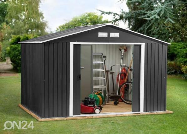 Metallist aiakuur 4,8 m² PO-44384