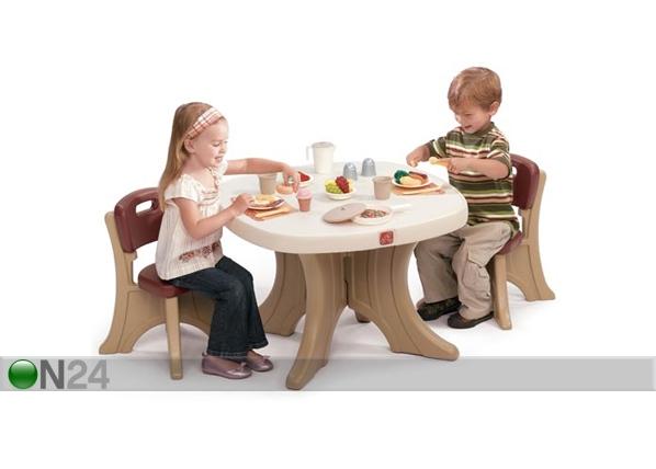 Lasten pöytä ja tuolit Step2 WB-44861