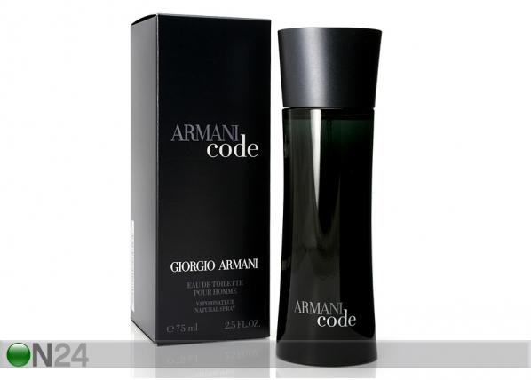 0a095bb03e2 Giorgio Armani Black Code EDT 75ml NP-45226 - ON24 Sisustuskaubamaja