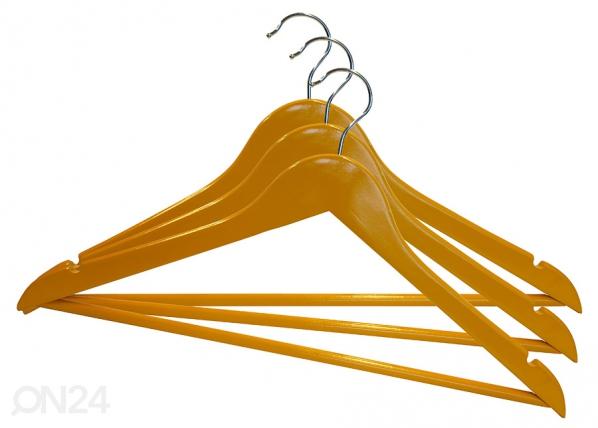 Puidust riidepuude komplekt 3tk ET-47083