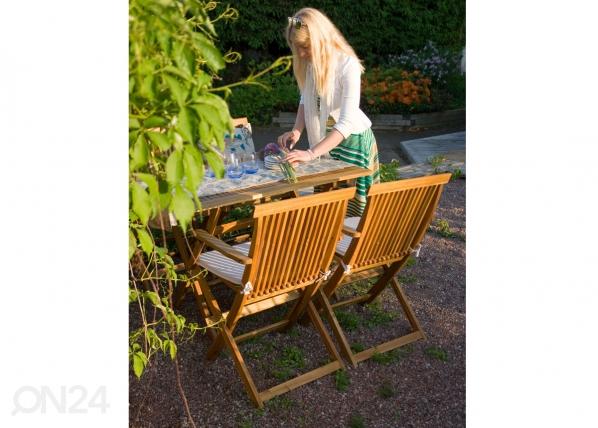 Комплект садовых стульев Finlay 2 шт EV-47406