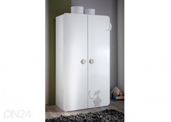 Шкаф платяной Kitty CM-50041