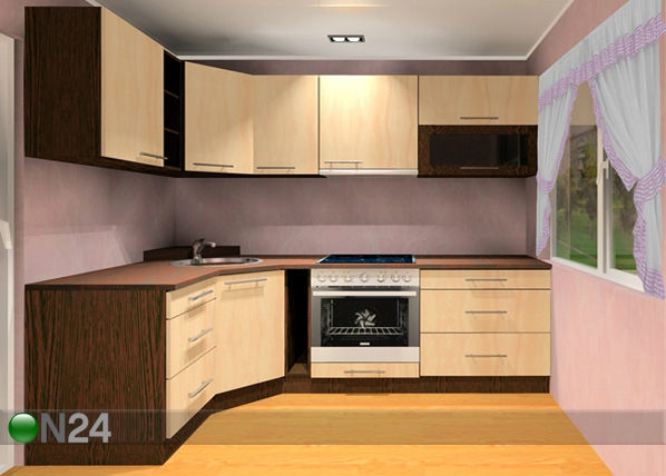 Baltest köögimööbel Helina AR-50893