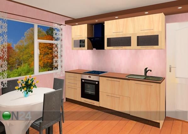 Baltest keittiö Liisa 2 PLK 263 cm AR-51592
