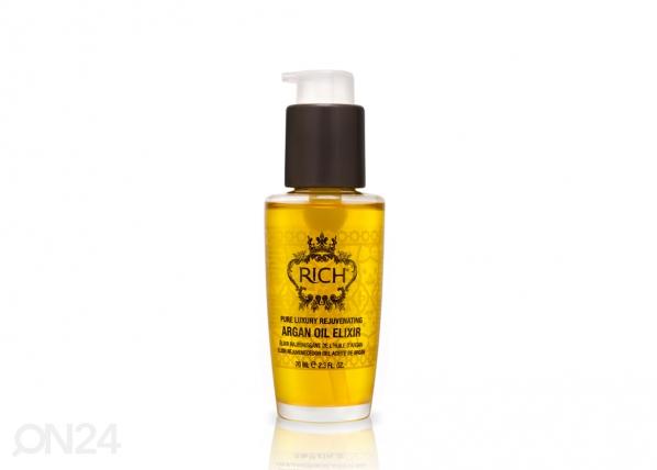 Hiusten argaaniaöljy RICH Pure Luxury 70ml SP-52932 - ON24 ... ed163af5c3