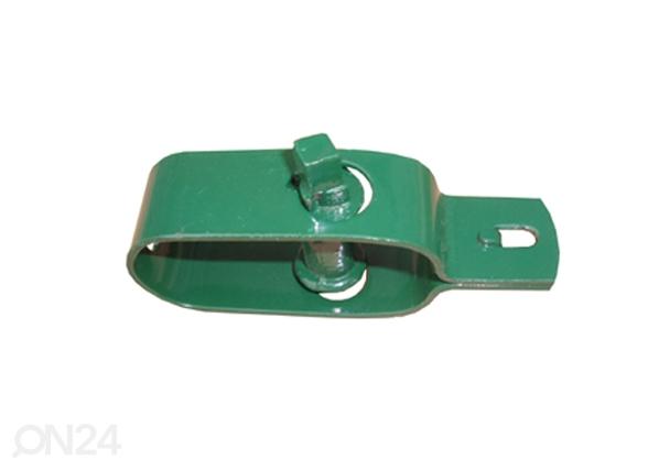Pingutusklamber (roheline), 10 tk PO-54802