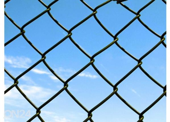 Punottu verkkoaita PVC PO-54807