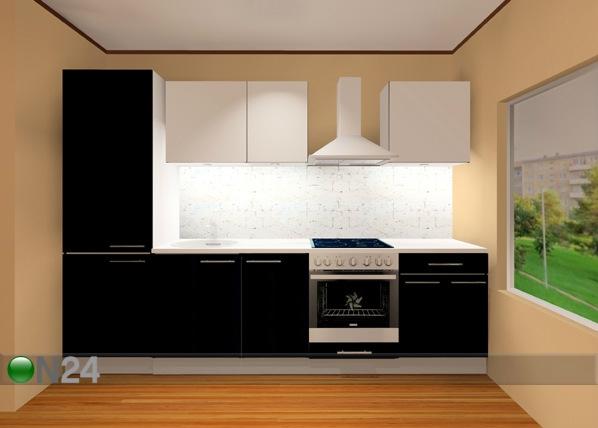 Baltest keittiö Kaisa 2 P mini 280 cm AR-55431