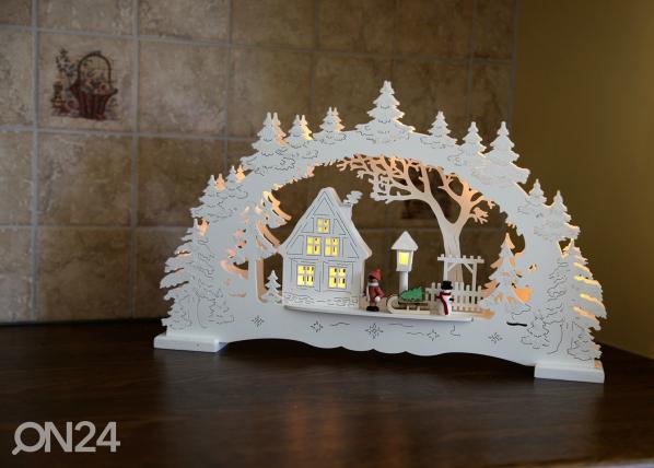 LED küünlajalg Village AA-55899
