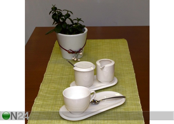 Kahvikuppi ja alusta COCINA SG-56417