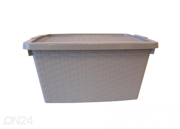 Säilytyslaatikko INTRIGO 20 L UR-58182