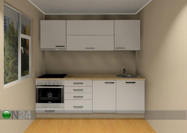 Baltest keittiö 230 cm AR-59874