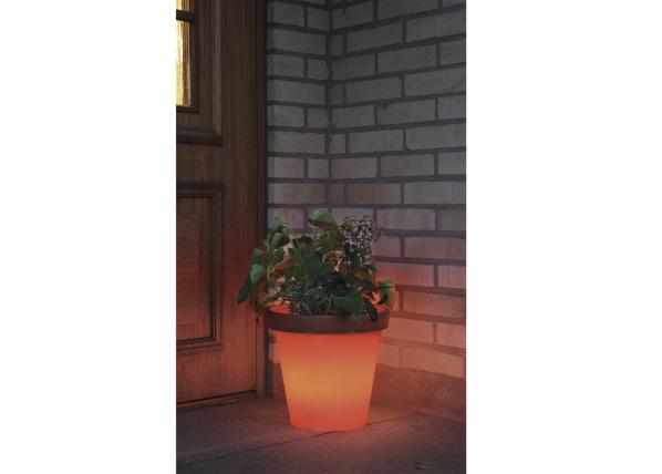 LED valgustusega lillepott AA-59886