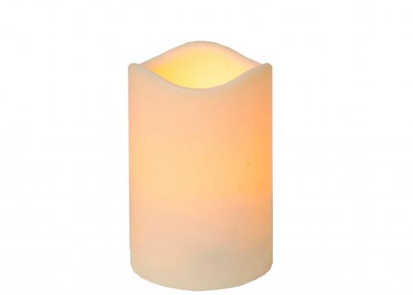 LED kynttilä ajastimella 11,5 cm AA-60487