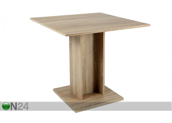 Ruokapöytä MANDY 80x80 cm SM-60659