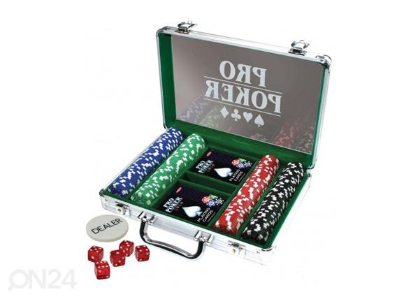 Tactic Pokker kohvris RO-61337