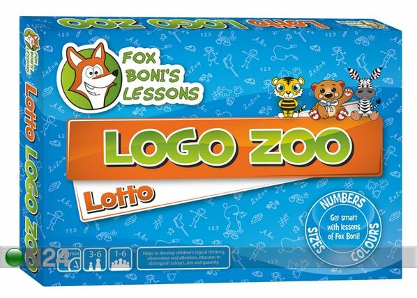 Lottopeli LOGO ZOO NU-61972