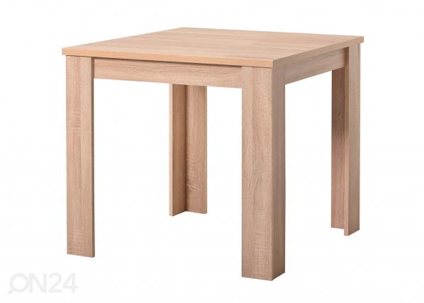 Ruokapöytä STANDARD 80x80 cm AQ-62505