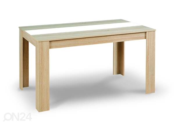 Ruokapöytä DOMUS 80,5x135 cm AQ-62744