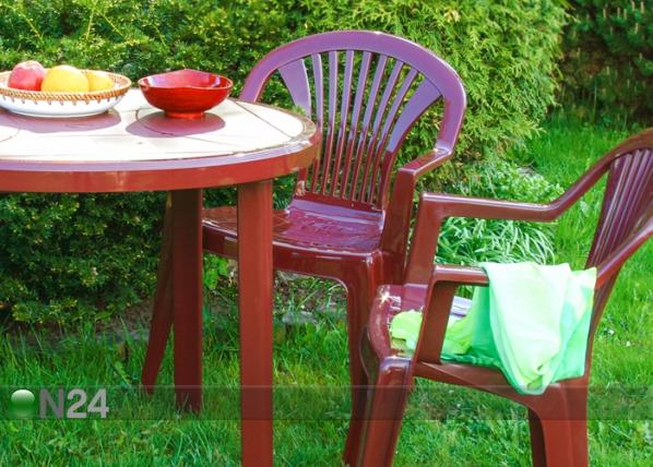 Pinottava puutarhatuoli LIDO EV-62962