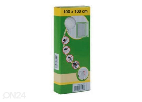 Ikkunan hyönteisverkko 100x100 cm SG-64307 - ON24 Sisustustavaratalo