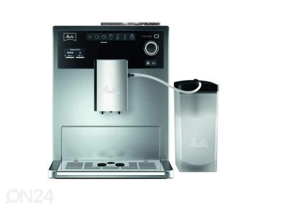 Kahvinkeitin MELITTA CAFFEO CI hopea EO-64357