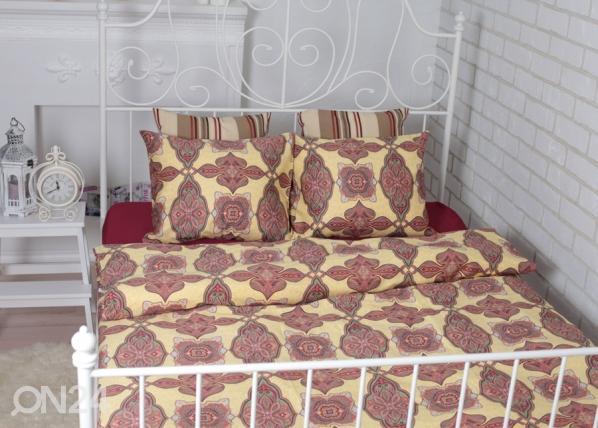Satiinist voodipesukomplekt ML-64393