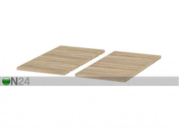 Удлиняющая панель для стола Paris 2x48cm AQ-66631