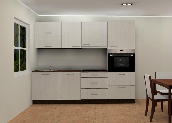Baltest köögimööbel Paulina AR-67938