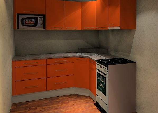 Baltest köögimööbel Miira AR-68608