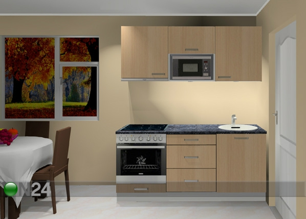 Baltest keittiö 180 cm AR-69578