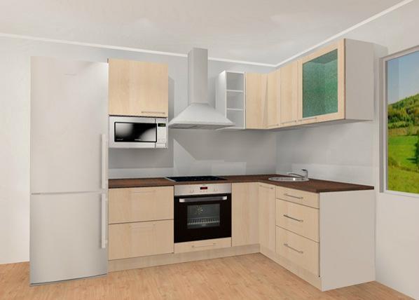 Baltest köögimööbel Maiken AR-69773