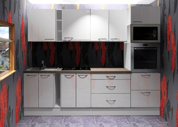 Baltest köögimööbel Taimi AR-70564