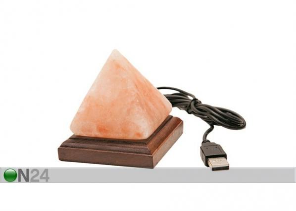 Suolalamppu mini; pyramidi TQ-70589