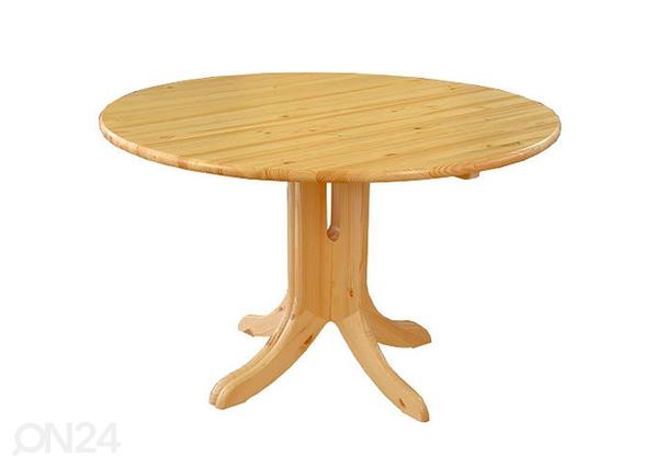 Jatkettava ruokapöytä FRIEDA 120x120-167 cm LS-71740
