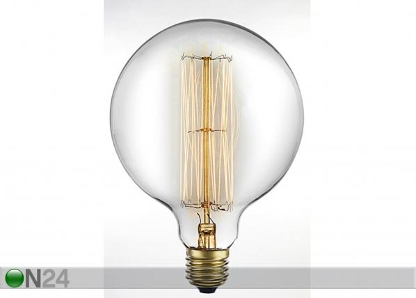 Sähkölamppu EDISON E27, 40W AA-72035