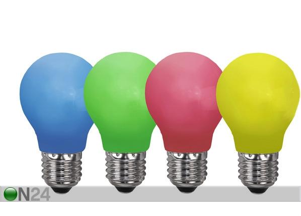 Muovinen LED-lamppu valoketjuun AA-73035