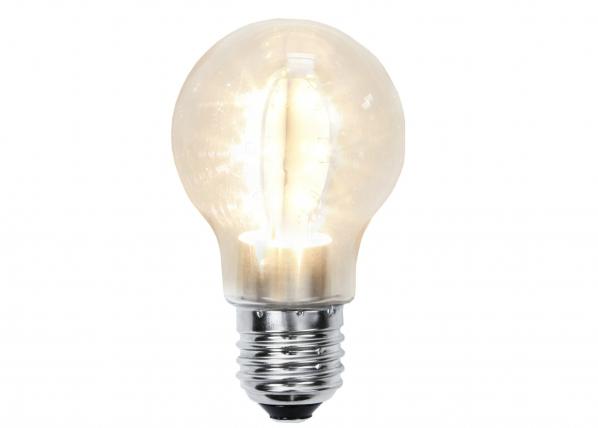 Dekoratiivne plastikust LED-pirn valgusketile AA-73060