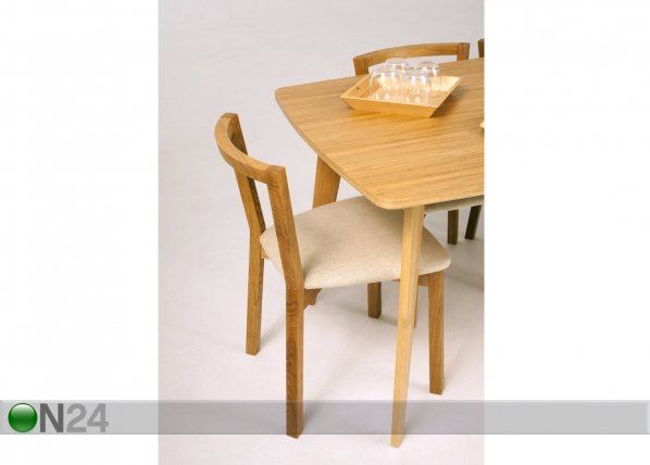 Tuolit CEE DINING CHAIR H, 2 kpl WO-73393