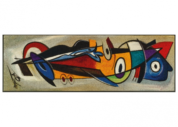 Matto POSITIVE FLOW I 60x180 cm A5-73642