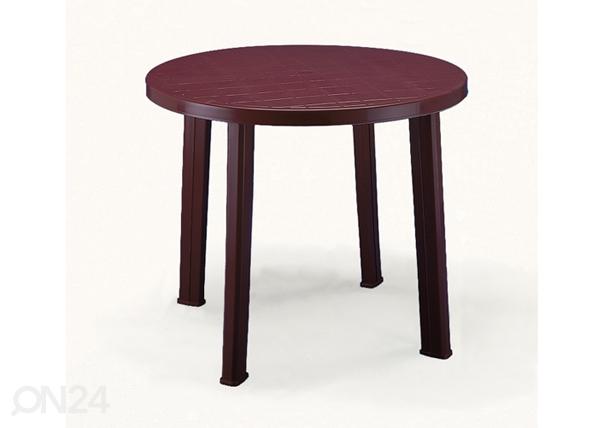 Puutarhapöytä TONDO SI-74063