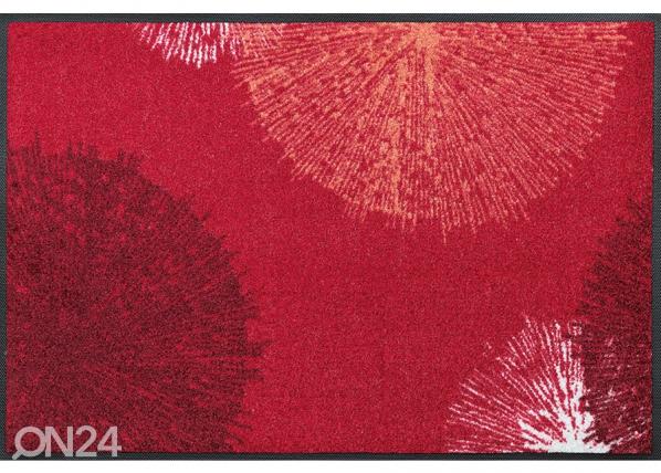 Vaip Firework red A5-74138