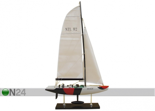 Purjelaivan pienoismalli AMERICA'S CUP YACHT WR-74209