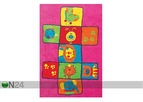 Lasten matto LEIKKI AF-74595