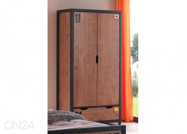 Шкаф платяной Alex AQ-75176