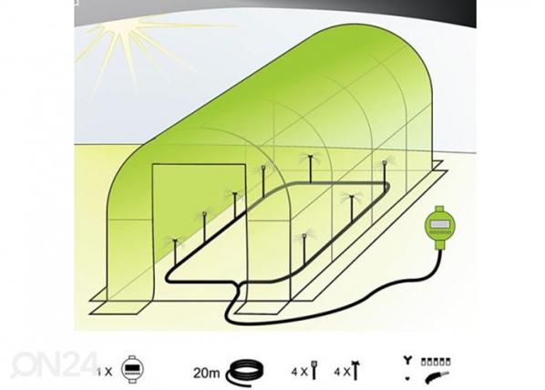 Kasvuhoone automaatne kastmissüsteem PO-76782